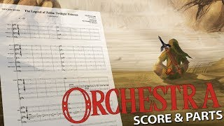 Zelda: Twilight Princess Credits (Staff Roll)   Orchestral Cover