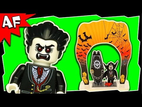 HALLOWEEN Vampire Set 850936 Lego Monster Fighters Stop Motion Review