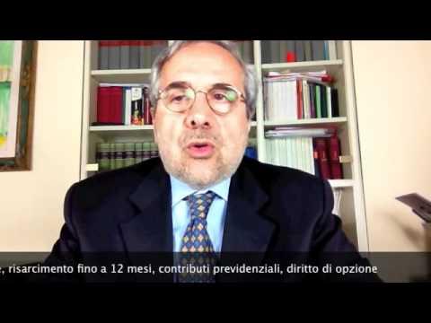 Riforma Fornero: art. 18 statuto dei lavoratori, art.  7  dello statuto lavoratore