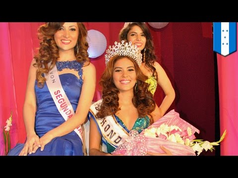 Miss Honduras murder: Maria Jose Alvarado and sister killed...