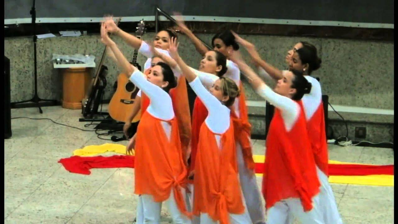 Ministério de Dança Virtude - IEQ/Boa Vista - Caia Fogo