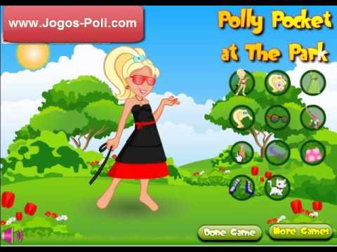 Jogos da Poli - Polly Pocket em Parque
