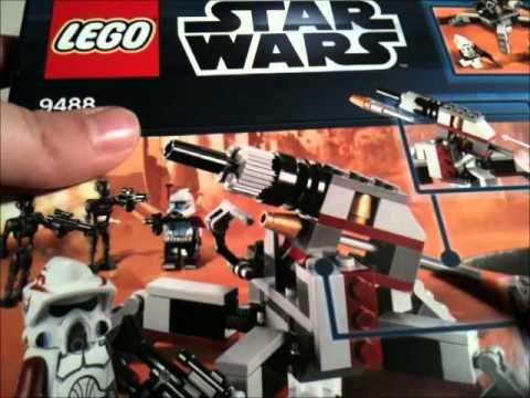 Clone Battle Pack 2012 Droid Battle Pack New 2012