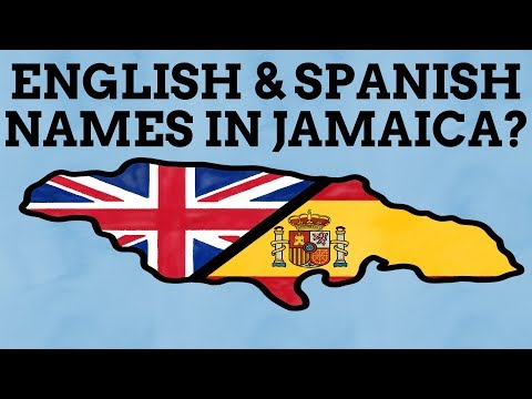 Why Is Jamaica Full Of English & Spanish Names? thumbnail