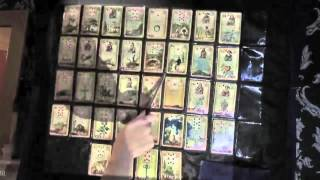Lenormand Grand Tableau Reading - Real Demonstration