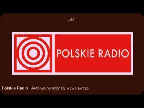 Polskie Radio - Archiwalne sygnały wywoławcze