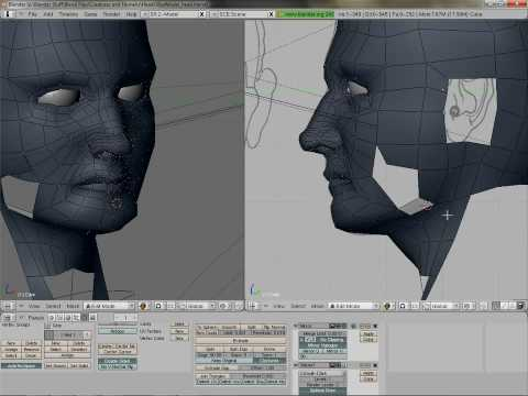 Timelapse: Male Head V2 - Montage Studio