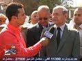 #Mubasher - بث_مباشر -20-10-2013-- #محافظ #الجيزة يشهد توزيع مواد إغاثة على أهالي قرية بالصف#