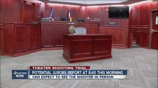 video Wednesday is day 2 of jury selection in the Aurora movie theater shooting case ◂ The Denver Channel, 7News, brings you the latest trusted news and informatio...