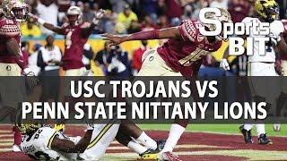 Sports BIT | USC Trojans vs Penn State Nittany Lions | NCAAF Picks