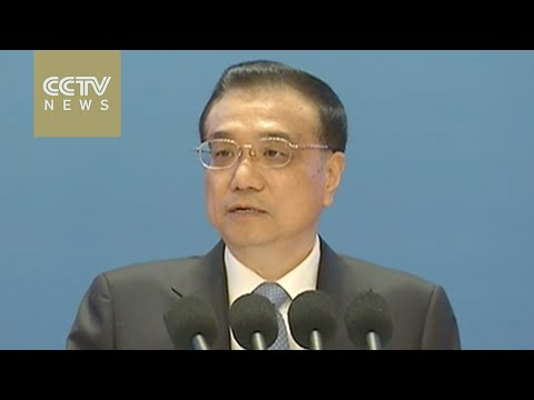 Premier Li Keqiang recommends suggestions for AIIB's operation