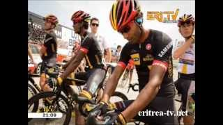 2 Eritrean Cyclist Participating In Tour De France 2015
