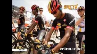 2 Eritrean Cyclist Participating In Tour De France 2015
