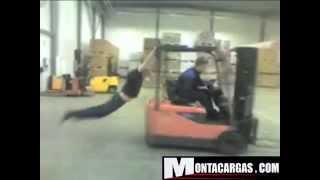 Forklift Kazaları