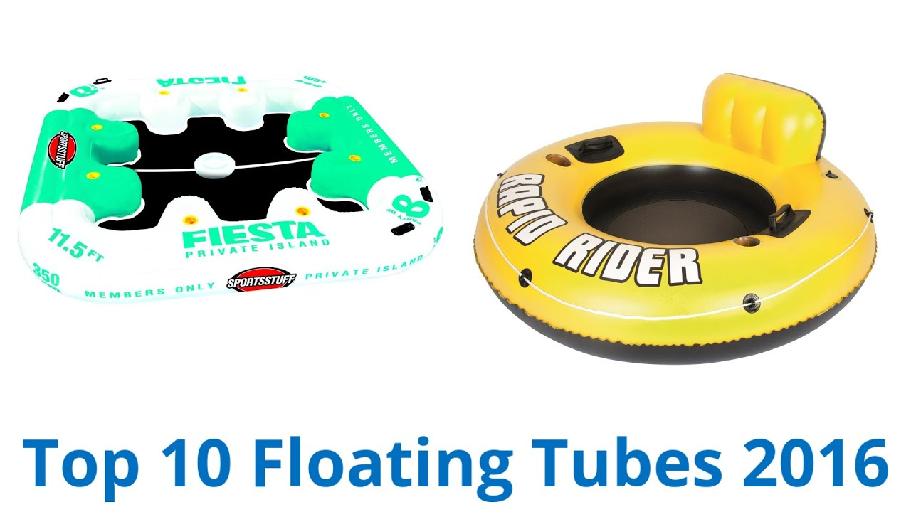 10 Best Floating Tubes 2016