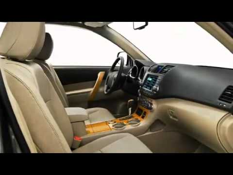 2009 Toyota Highlander Hybrid Video