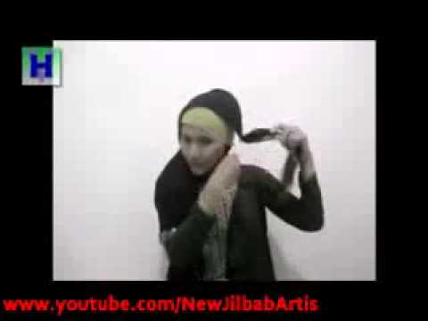 Modern Hijab - Jilbab Paris Simple by Didowardah Part #5 #HIJABERS