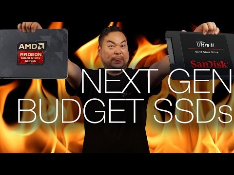 AMD R7 SSD Benchmarks, SanDisk Releases an EVO Competitor, and iPhone Evacuates Airplane