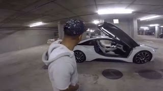 Erica Mena Surprises Bow Wow With New BMW I8