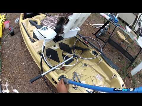 DIY GoPro Fishing Mount for Kayak Rod Holders