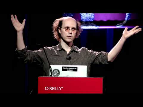 "OSCON Data 2011:  Brian Aker, ""Living In A Relational World"""