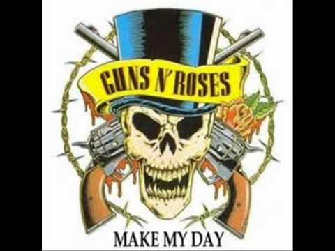 Guns N' Roses - Blues Jam - Make My Day