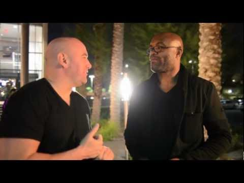 Dana White UFC on FOX 5 Henderson vs Diaz vlog day 2