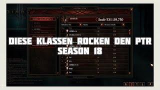 Diablo 3: Diese Klassen rocken den PTR (S18, Patch 2.6.6)