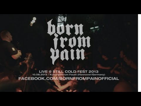 Born From Pain - Final Collapse