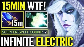 [Drow Ranger] 15 Min First Item Aghanims Scepter - Fastest Jungle farm Dota 2 by ACE
