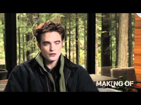 Get a first look at one of the most anticipated film events of the year, 'The Twilight Saga: Breaking Dawn - Part 1'. Watch more at http://makingof.com/