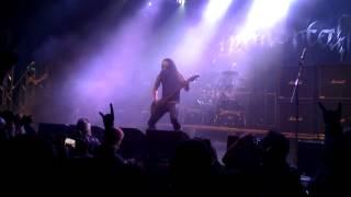 Immortal live Metal Invasion