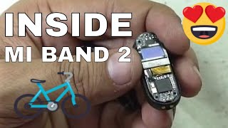 What Inside Xiaomi Mi BAND 2