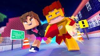 Minecraft: ARMADURA DO KID FLASH ! - MISTERIO  ‹ LOKI ›