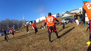 Hmong NC New Year Flag Football 2017-2018 Part 1