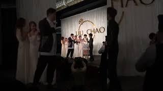 170910 趙小僑 & 劉亮佐婚禮 - 陳喬恩 賴薇如 屈尹絜 饅頭 仔仔觀看驚喜影片