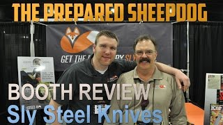 SlySteel Booth Review - PrepperCon SLC 2015