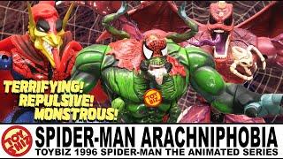 TOYBIZ Spider-Man The Animated Series ARACHNIPHOBIA