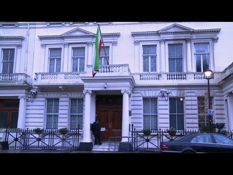 Britain orders closure of Iran embassy in London