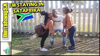 I'm Staying In SataFrika: Funny Street Quiz|| DintshangSA Questions