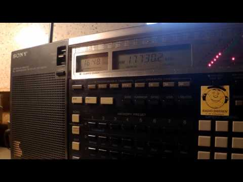 27 04 2016 Eye Radio in unknown lang to Sudan 1648 on 17730 unknown tx site