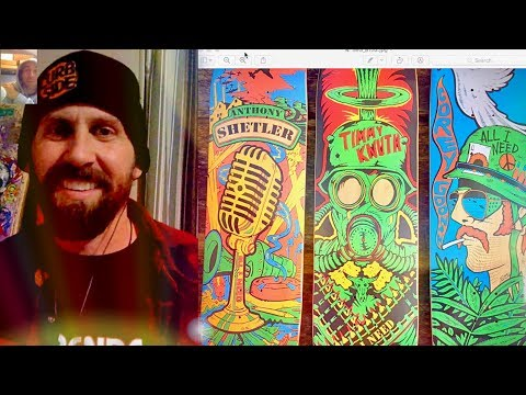The Shetler Show Skateboarding Podcast featuring Ronnie Gordon