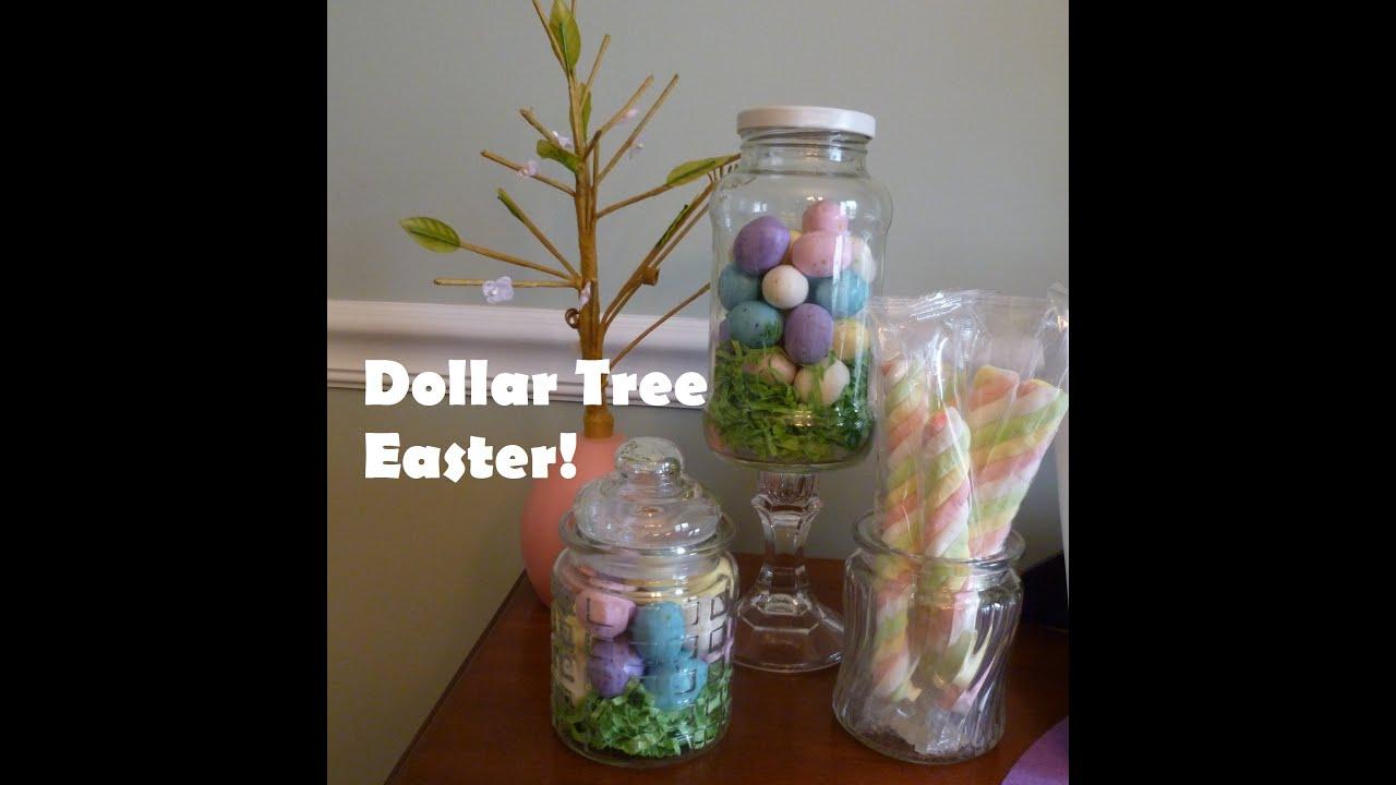 Dollar Tree Easter Haul YouTube