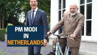 PM Modi's one-day visit to Netherlands