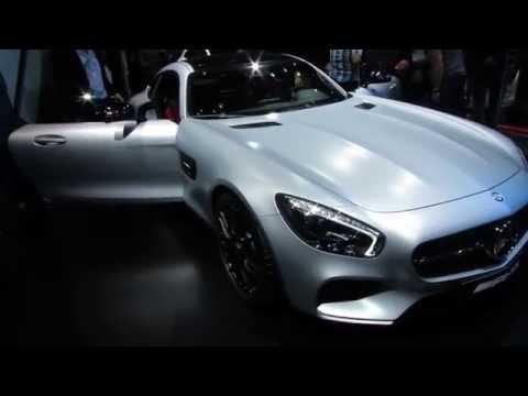 Mercedes AMG GT - France Auto Show - www.car.blog.br