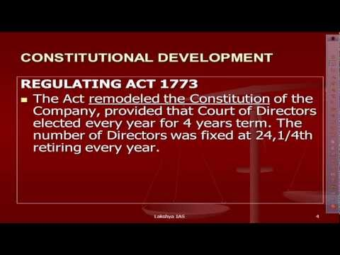 Indian Constitution:  Ias General Studies Prelims Cum Mains Online Coaching video