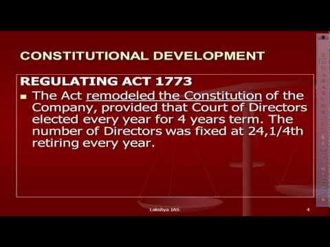 Indian Constitution:  Ias General Studies Prelims Cum Mains Online Coaching video
