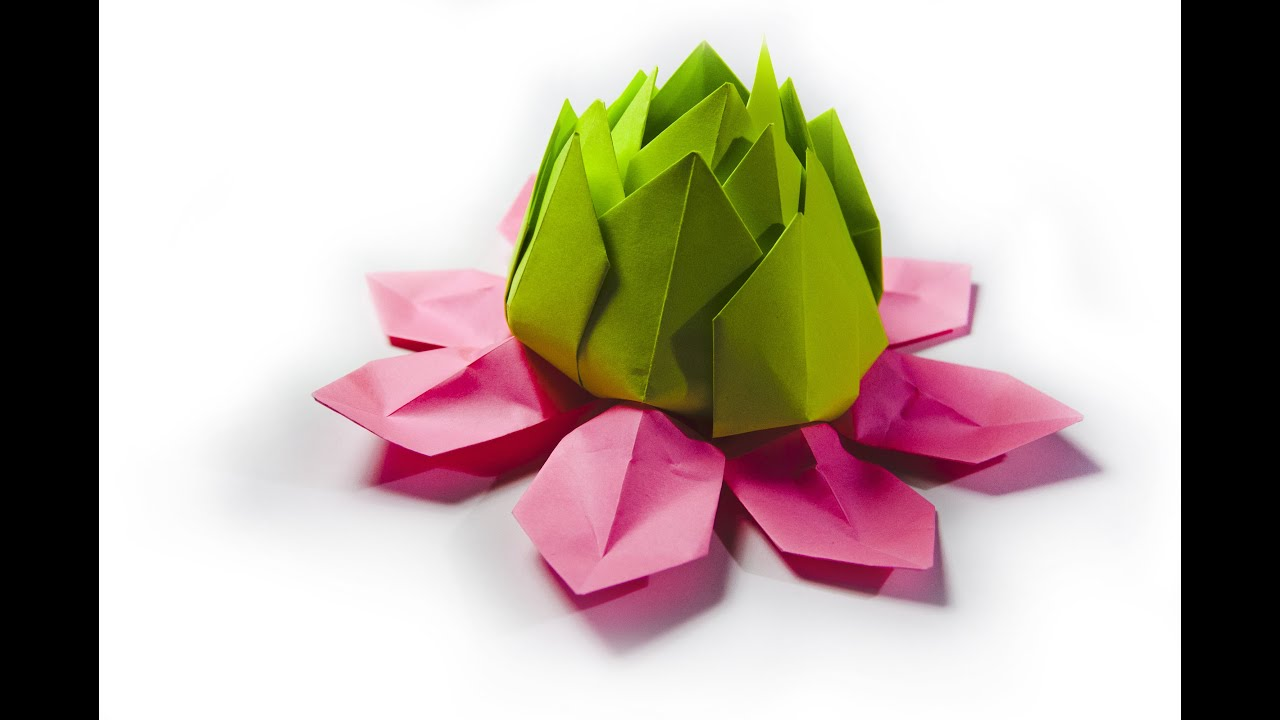 How To Make Origami Flower Basket 6605823 Findsjobfo