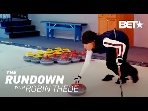 Curling Champion Takes a Knee | The Rundown With Robin Thede
