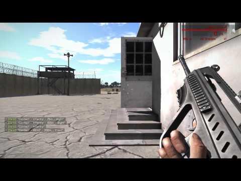 ArmA 3 Prison Break!